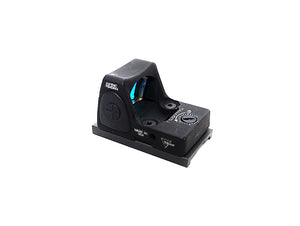 Ace 1 Arms RMR Style Control Sensor Red Dot Sight - Black