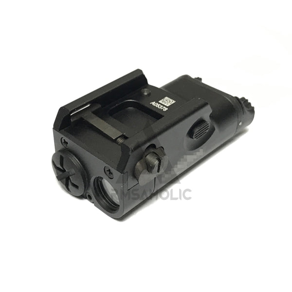 ACM Xtra Cav One XC1 Rail Flash Light - Black