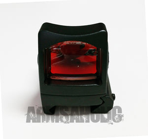 RMR style side control Sensor Red Reflex Sight