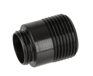 AMG Black 14mm- CCW Thread Adapter for UMAREX / VFC VP9 GBB #AV-VP9-04