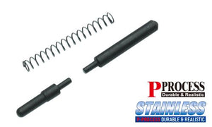 Guarder CNC Stainless Plunger Pins for MARUI HI-CAPA (Black) CAPA-50(BK)