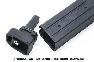 Guarder Aluminum Magazine Case for MARUI HI-CAPA 5.1 (STI Custom/Black) #CAPA-54(C)