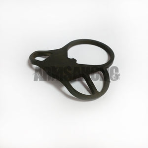 CQD Style Dual Loop Sling Plate Mount Adapter for Tactical Airsoft