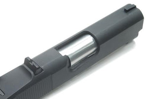 Guarder Aluminum Outer Barrel for MARUI DETONICS.45 (Hairline Polishing) #Detonics-09(SV-H)