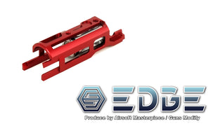 EDGE ULTRA LIGHT Aluminum Blowback Housing for Hi-CAPA/1911 - Red