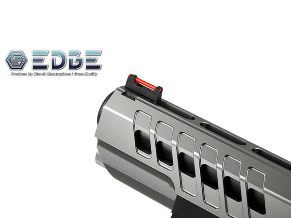 "EDGE Custom ""BULLSEYE"" Advance Steel Front Sight for Hi-CAPA Competition 1.5mm #EDGE-FS001-15"