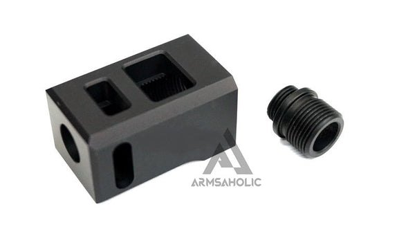 ESD Compensator for WE GLK series - Black