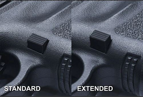 Guarder Extended Magazine Release for MARUI G19 (Black) #GLK-156(B)BK