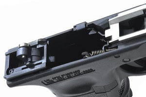 Guarder New Lower Frame Complete Set for MARUI G17/22/34 (U.S. Version) Black