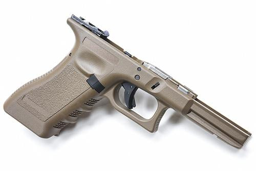 Guarder New Frame Complete Set for MARUI G17/22/34 (U.S. Version) FDE