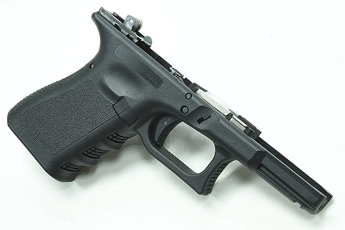 Guarder New Gen. Frame #GLK-188(E)BKComplete Full Set For MARUI G19 (EURO Ver./Black) GLK-188(E)BK