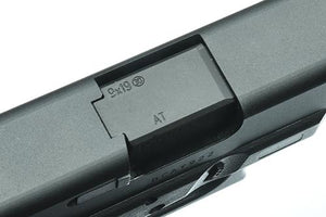 Guarder CNC Steel Outer Barrel for MARUI G17 Gen4 (Black) #GLK-219(BK)