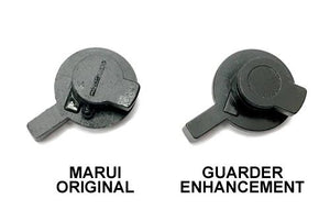 GUARDER Steel Selector with P-PROCESS Surface coating for TM TOKYO MARUI G18C GBB #GLK-93