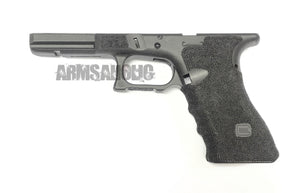 Guns Modify S-style Polymer Frame Grip for Marui GK GBB series - Black