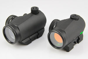 Guns Modify PC Lens Protector Cover set for Aimpoint T1 Red Dot Sight #GM0046 Black