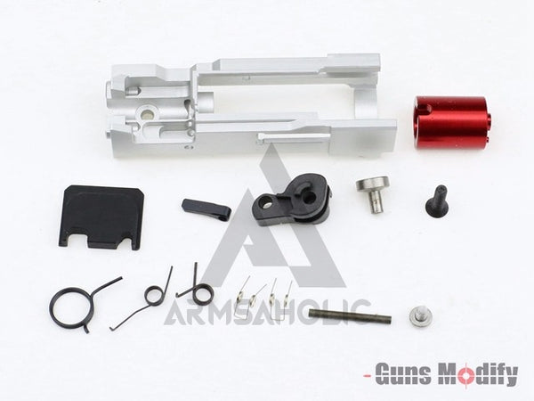 Guns Modify Aluminum CNC Zero Housing System for Tokyo Marui G17 w/ RMR Cut GBB #GM0162