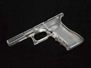 Guns Modify Polymer Gen 3 RTF Frame for Marui G Series - Transparent