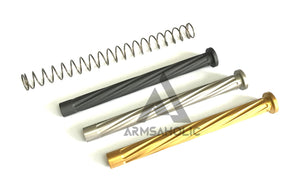Guns Modify Stainless Steel Recoil Guide Rod For TM/WE/VFC G17 DEU