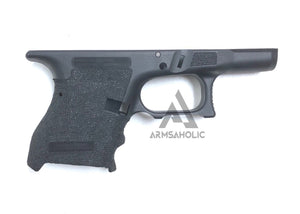 Armsaholic Custom S-style Lower Frame For Marui G26 Airsoft GBB - Black