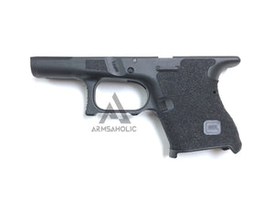 Armsaholic Custom S-style Lower Frame 02 For Marui G26 Airsoft GBB - Black