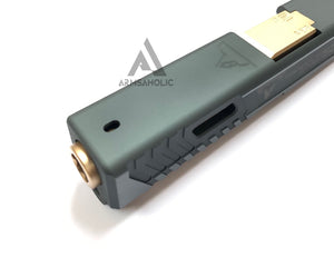 Nova T-style Aluminum G19 Slide for Marui Arisoft G19 GBB series