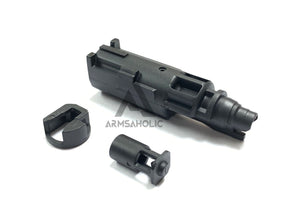 Guns Modify Enhanced Nozzle Set for Marui G17 22 26 34 (Ver.2) #GM0330