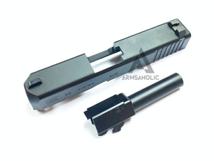 TOKYO MARUI (TM) - G26 Original Slide Set for G26 GBB - Black - Clearance Sales