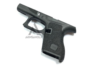 ArmsAholic Custom T-style Lower Frame for VFC Umarex G42 Airsoft GBB - Black