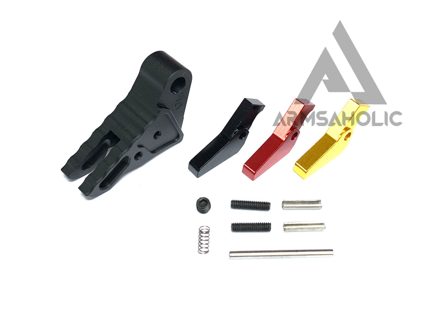 Guns Modify K-Style Aluminum Adjustable Trigger for Marui / Umarex