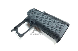 Nova S-style Lower Frame For Marui HI-CAPA Airsoft GBB Black