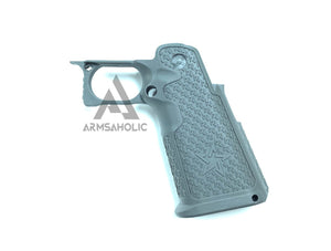 Nova S-style Lower Frame For Marui HI-CAPA Airsoft GBB Gray