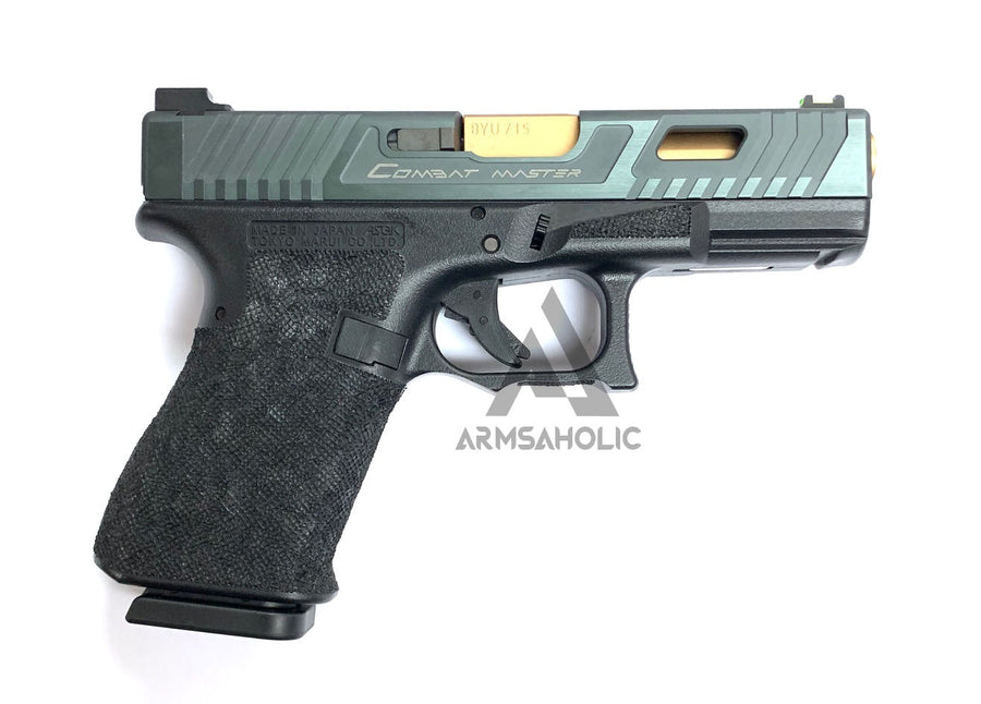 ArmsAholic Custom - T-style G19 set GBB Airsoft