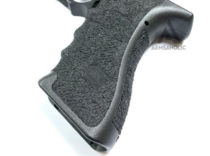 ArmsAholic Custom FI-style Lower Frame for Marui G17 / G18C Airsoft GBB - Black Version B