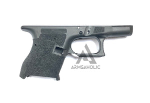 Armsaholic Custom T-style Lower Frame 01 For Marui 26 Airsoft GBB - Black