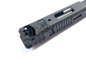 Nova CNC LK-UG style with Comp Slide Set for Marui G17/22/34 - Black