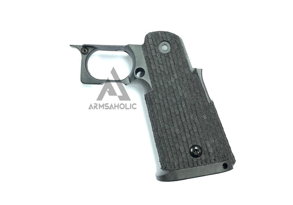 ArmsAholic Custom S-style  Stipple Lower Frame C For Marui HI-CAPA Airsoft GBB