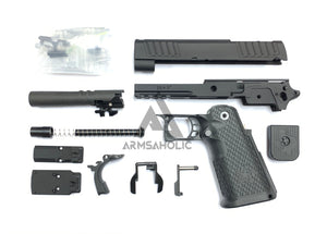 Nova  **2011 Staccato-P RMR version CNC Full kit for Tokyo Marui Hi-capa Airsoft GBB series