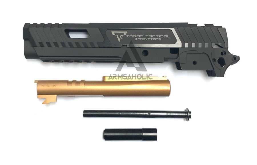 Nova CNC Aluminum T-style JW3 Combat Master Set ( 5.4 IS barrel version ) for Marui Hicapa GBB Series