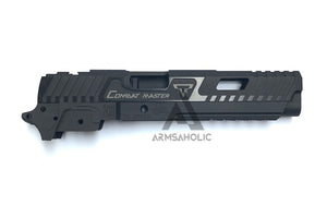 Nova CNC Aluminum T-style JW3 Combat Master Set ( 5.4 IS barrel version ) for Marui Hicapa GBB