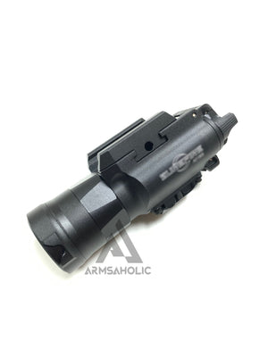 ACM S-Style XH35 Rail Flash Light - Black