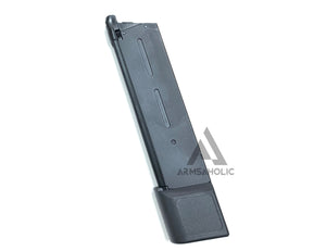 Army CMC-Style Extended 28 Round Long Magazine for M1911 GBB Airsoft