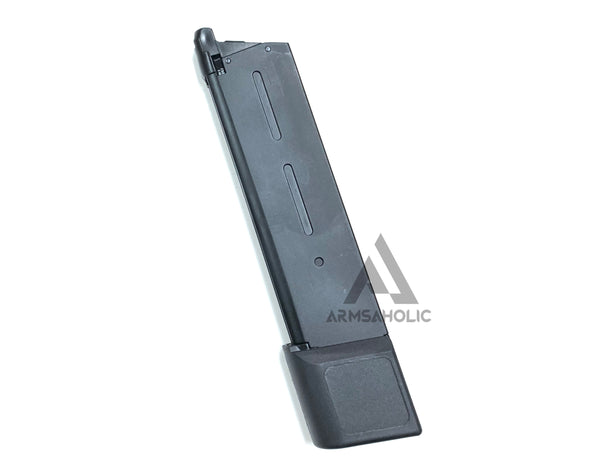 Army CMC-Style Extended Magazine for M1911 GBB Tactical Airsoft 28 Round