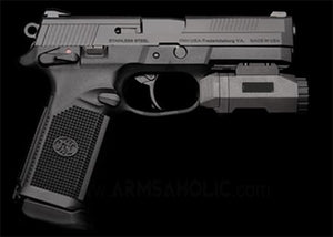 A-style Rail Auto Pistol Flash Light 200 Lumens