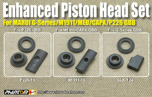 Guarder 90° PU hardness Enhanced Piston Head Set for TM MARUI HI-CAPA 5.1/4.3/M1911 #CAPA-42