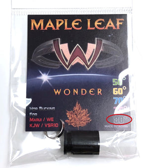 Maple Leaf WONDER (Long Range) Hop Up Bucking for MARUI / WE GBB series