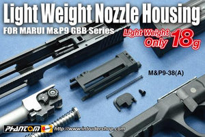 Guarder Light Weight 18g Nozzle Housing For M&P9 GBB #M&P9-38(A)