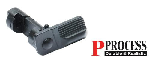 Guarder Steel Takedown Lever for MARUI/KJ/WE P226 #P226-29(BK)
