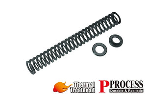 Guarder 80mm Steel Leaf Recoil Spring For Guarder G17/18C, M&P9 Recoil Guide Rod #PS-80