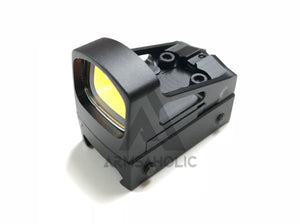 Delta Point Pro Red Dot Sight Scope Holographic Sight Hunting Scopes Reflex Sight with 2 Mounts For Airsoft