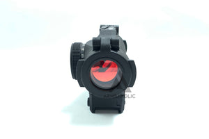 T2 Pro Red Dot Sight with variable low/high Mount (Black)